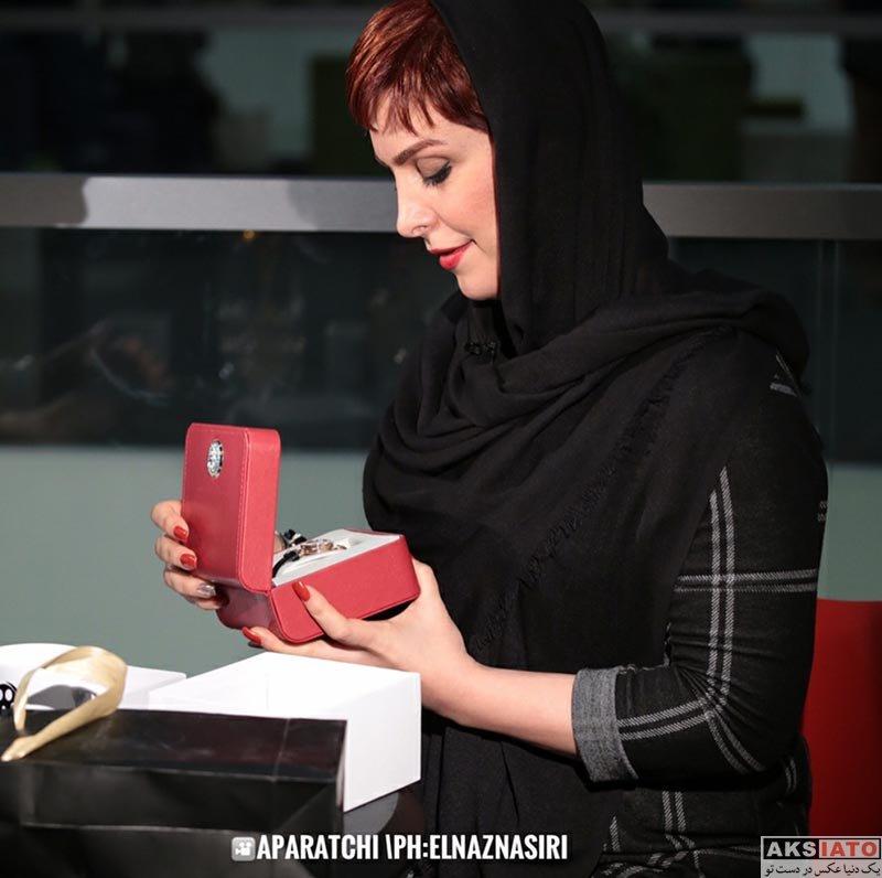 بازیگران بازیگران زن ایرانی  ماه چهره خلیلی در شب چهارم جشنواره جهانی فیلم فجر