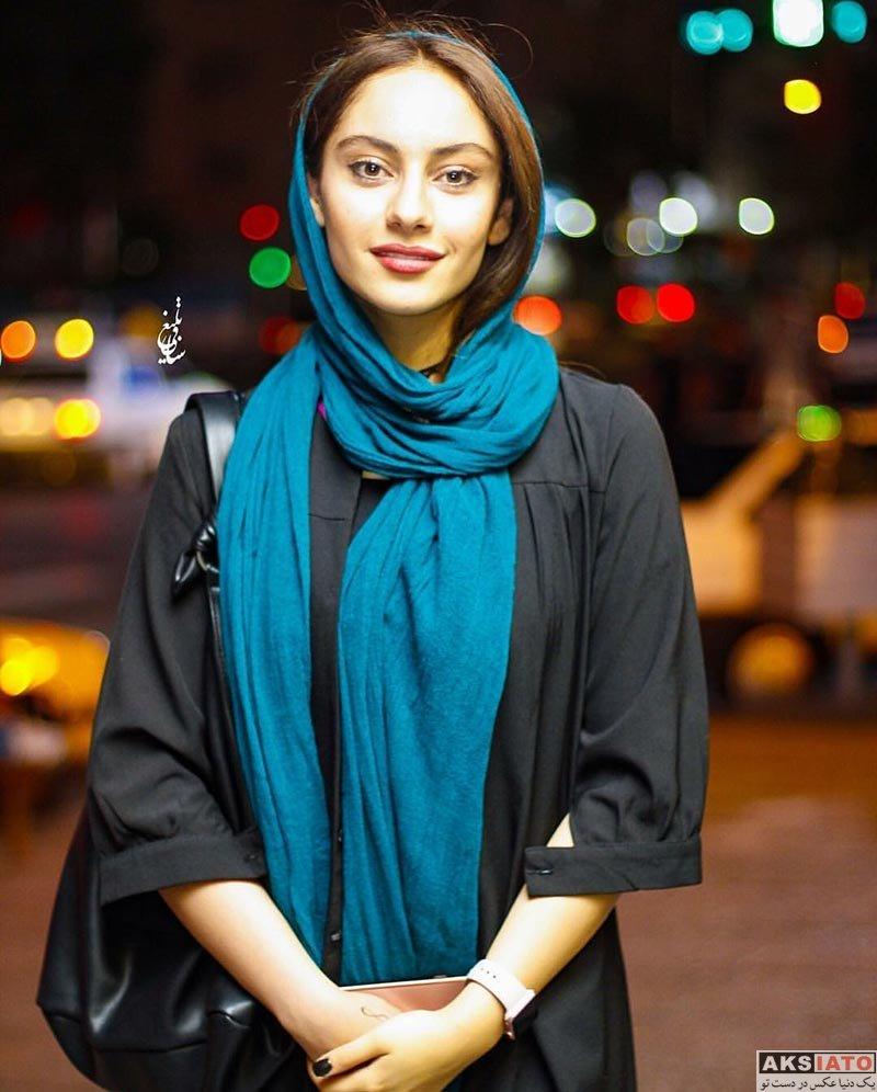 """بازیگران بازیگران زن ایرانی  ترلان پروانه در اکران مردمی فیلم """"تیک آف"""""""