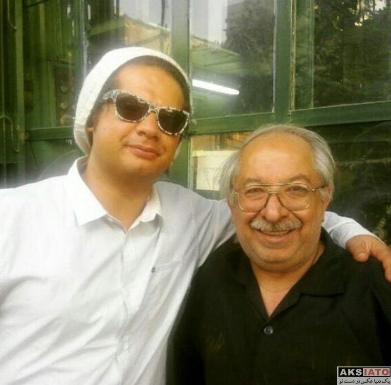 علی صادقی و پدرش