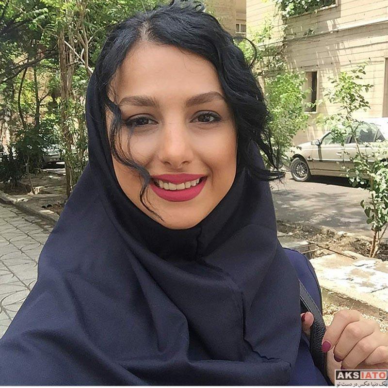 بازیگران بازیگران زن ایرانی  جوانه دلشاد بازیگر جوان و تازه سینما ایرانی