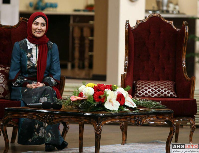 بازیگران بازیگران زن ایرانی  مریم معصومی در برنامه دورهمی