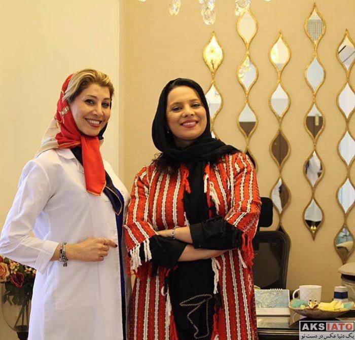 بازیگران بازیگران زن ایرانی  روشنک عجمیان در مطب خانم دندانپزشک