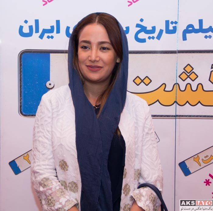 بازیگران بازیگران زن ایرانی  بهاره افشاری در جشن افتتاحیه پردیس سینمایی مگامال