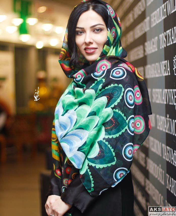 بازیگران بازیگران زن ایرانی  لیلا اوتادی در اکران خصوصی فیلم «آشوب»