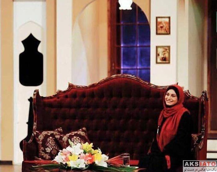 بازیگران بازیگران زن ایرانی  مریم کاویانی در برنامه دورهمی