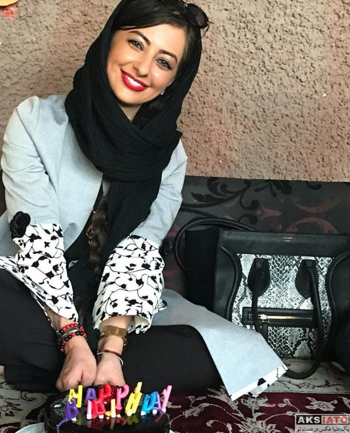 بازیگران بازیگران زن ایرانی  تولد 35 سالگی نفیسه روشن