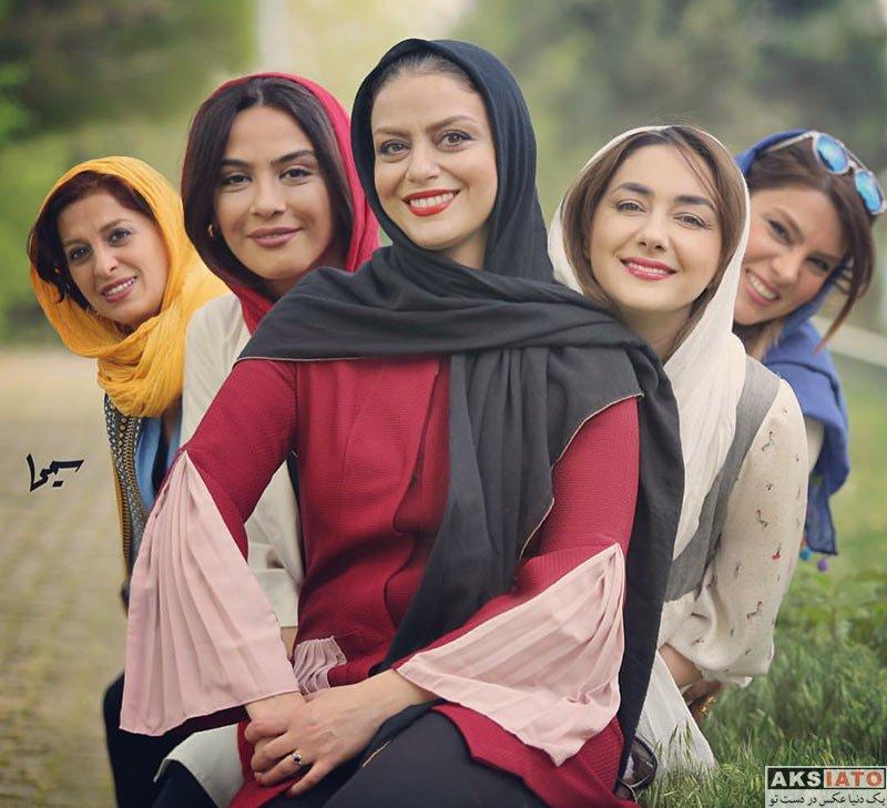 بازیگران بازیگران زن ایرانی  تیم اسکواش بانوان هنرمند ایران
