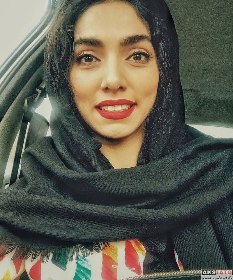 بازیگران بازیگران زن ایرانی  آزاده سدیری بازیگر سریال زیر پای مادر (7 عکس)