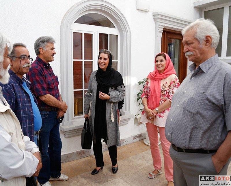 بازیگران بازیگران زن ایرانی  فریبا کوثری در اولین نشست تخصصی انجمن بازیگران ایران