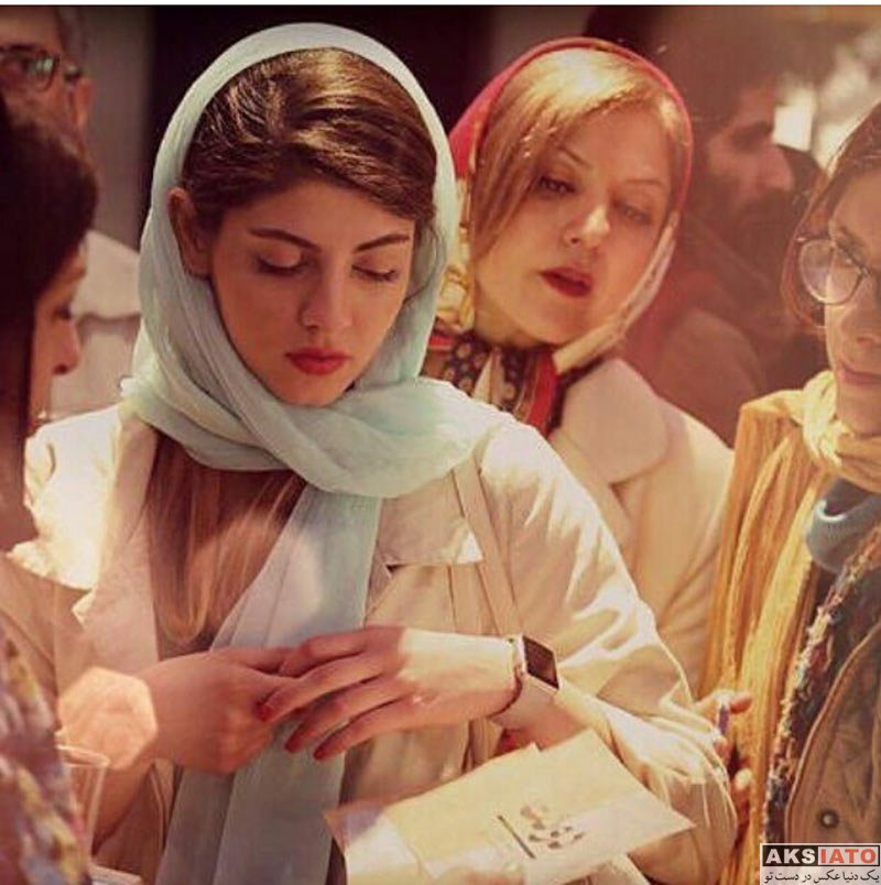 بازیگران بازیگران زن ایرانی  مهسا طهماسبی در خرداد 96 (5 عکس)