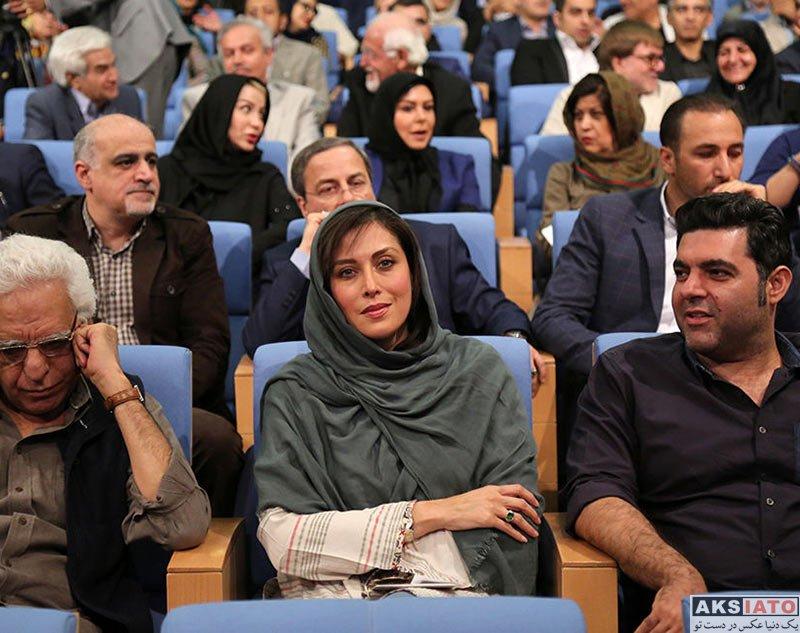 بازیگران بازیگران زن ایرانی  مهتاب کرامتی در ضیافت افطاری رئیس جمهور