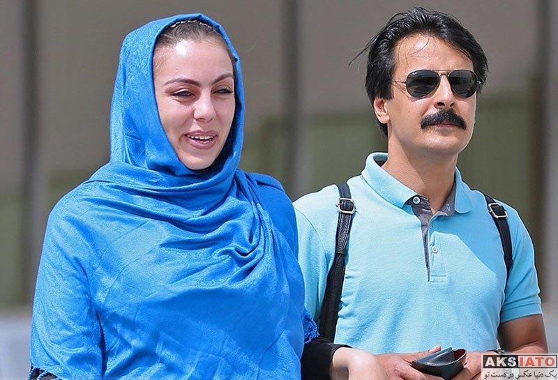 بازیگران بازیگران زن ایرانی  نرگس کلباسی مهمان امشب برنامه ماه عسل