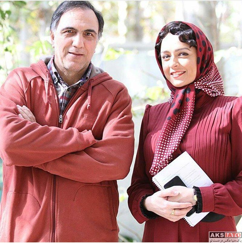 سریال های ایرانی فیلم و نمایش  5 عکس جدید از پشت صحنه فصل دوم سریال شهرزاد