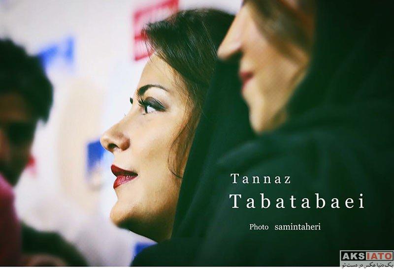 بازیگران بازیگران زن ایرانی  طناز طباطبایی در اکران مردمی فیلم ویلایی ها