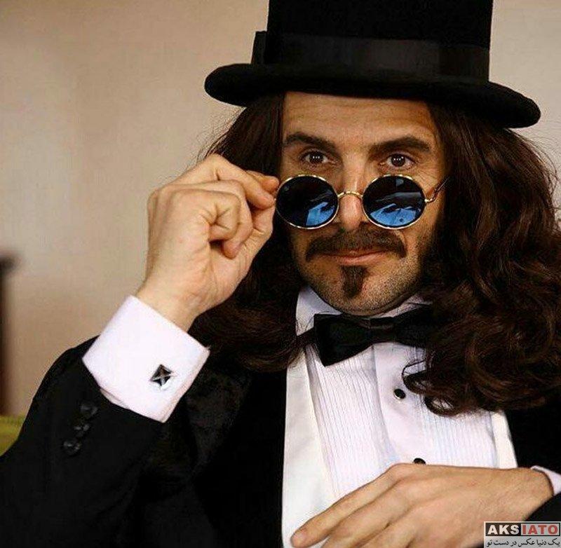 بازیگران بازیگران مرد ایرانی  10 عکس از امین حیایی به مناسبت تولد 47 سالگی اش