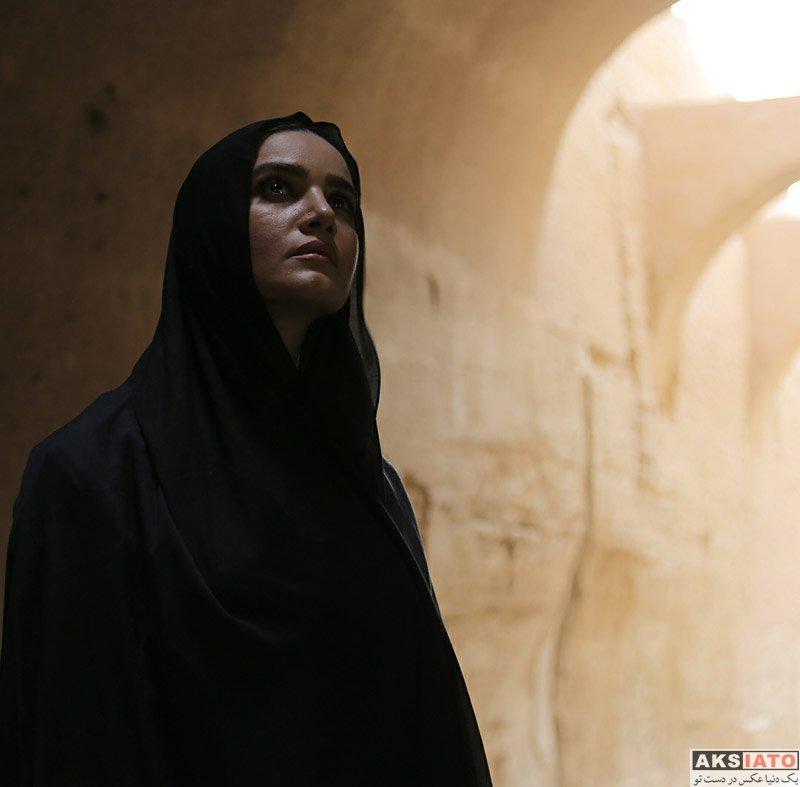 بازیگران بازیگران زن ایرانی  فتوشات های زیبا متین ستوده در شهر یزد (6 عکس)