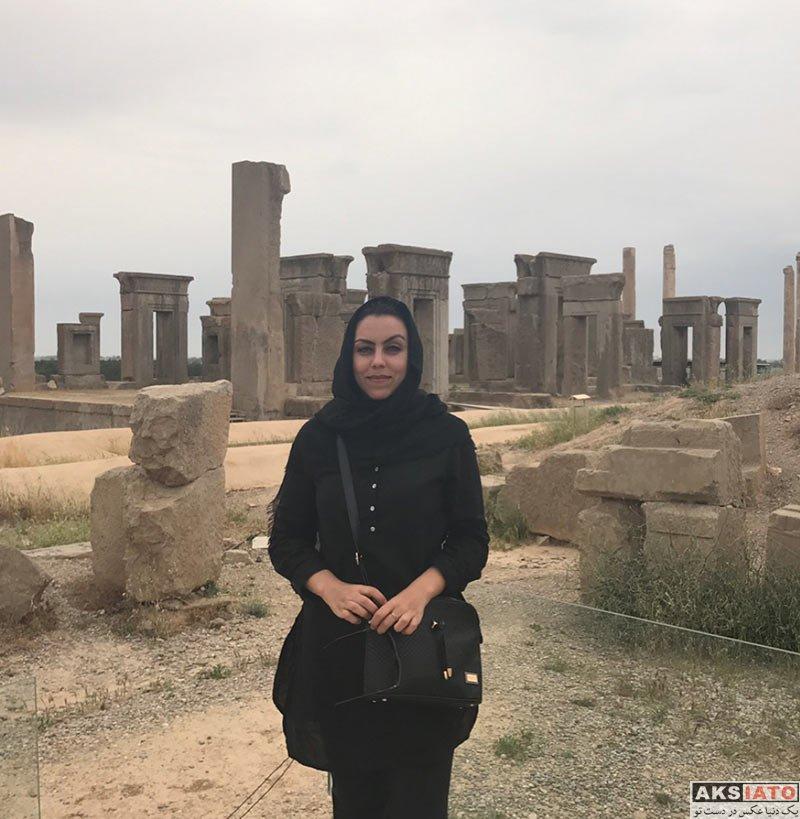 بازیگران بازیگران زن ایرانی  عکس های شخصی نرگس کلباسی در ایران
