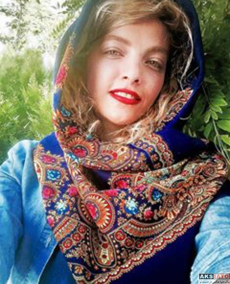 بازیگران بازیگران زن ایرانی  آیدا ماهیانی مدل و بازیگر جوان سینما (4 عکس)