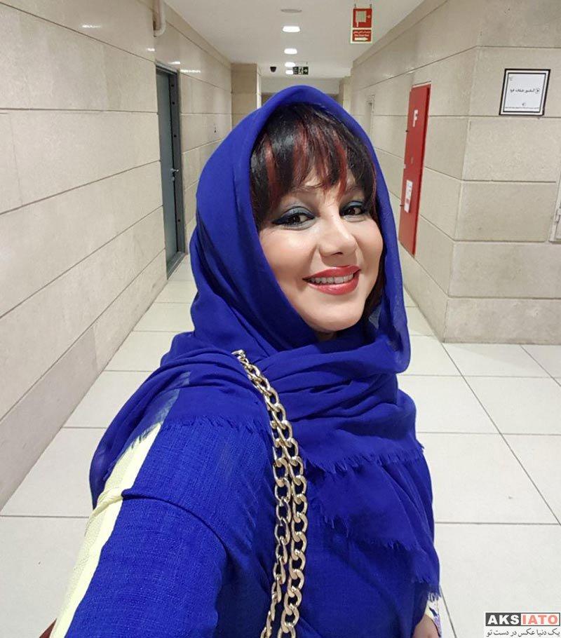 بازیگران بازیگران زن ایرانی  بهنوش بختیاری در اکران خصوصی فیلم «ساعت ۵ عصر»
