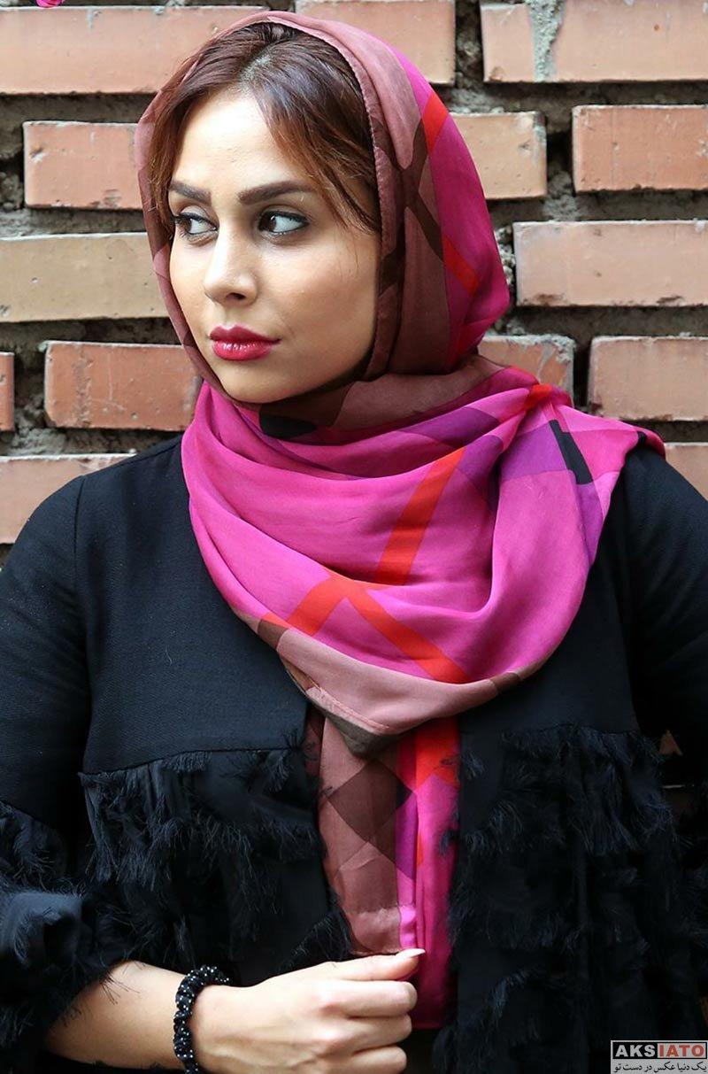 بازیگران بازیگران زن ایرانی  عکس های بیتا عالمی در تیرماه 96 (6 عکس)