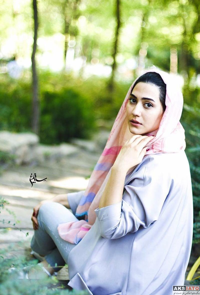 بازیگران بازیگران زن ایرانی  عکس های درسا بختیار در مردادماه 96 (5 تصویر)