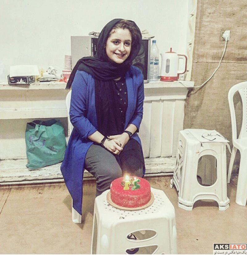 بازیگران بازیگران زن ایرانی  جشن تولد 21 سالگی فاطیما بهارمست