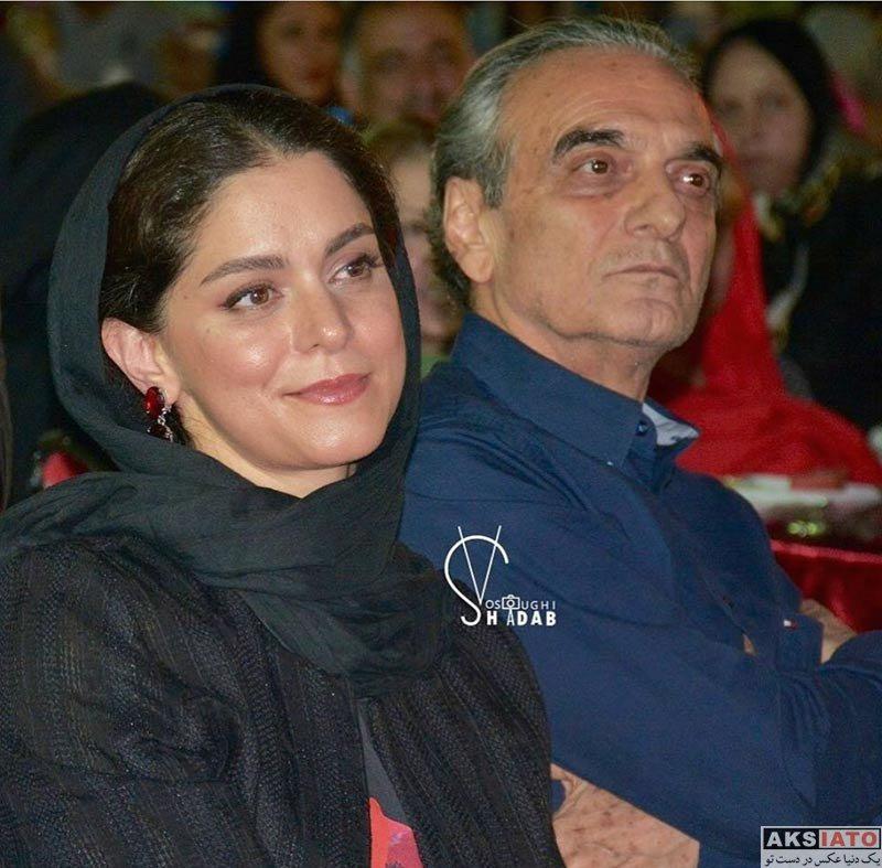 بازیگران بازیگران زن ایرانی  غزل شاکری در سومین جشن عکاسان سینمای ایران