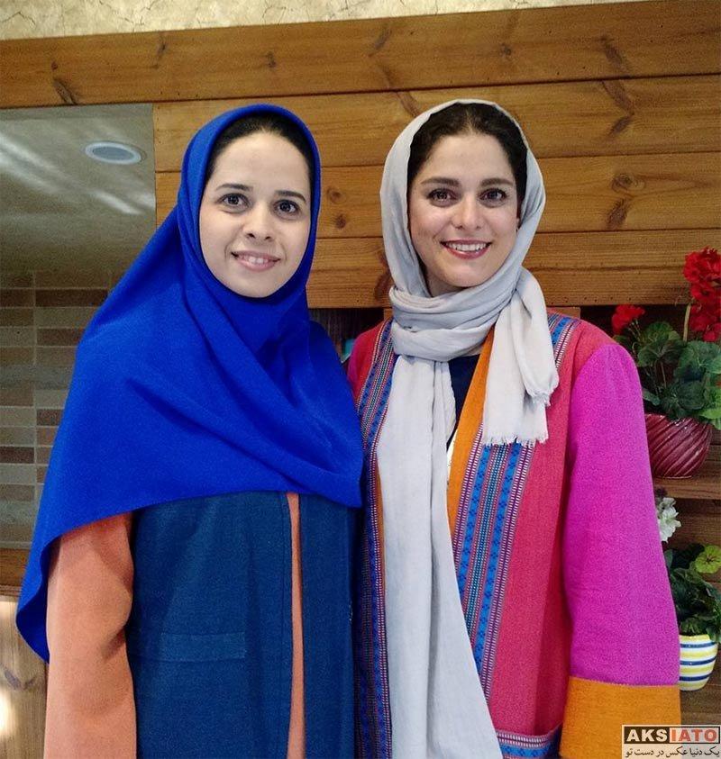 بازیگران بازیگران زن ایرانی  غزل شاکری در جشنواره کودک و نوجوان (3 عکس)