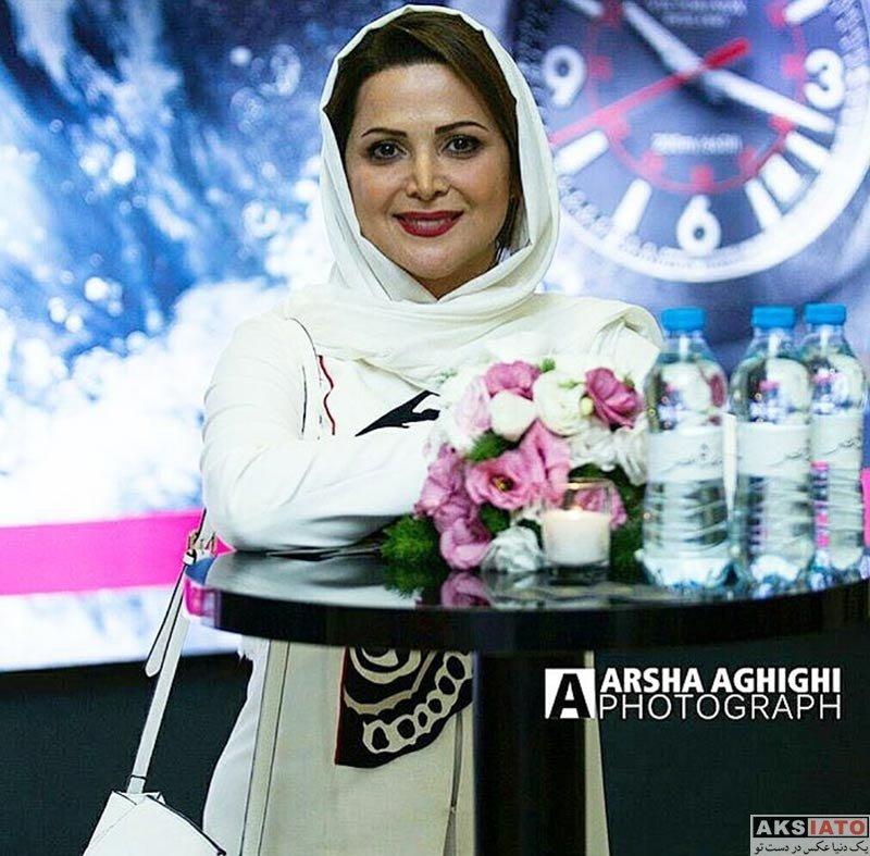 بازیگران بازیگران زن ایرانی  کمند امیرسلیمانی در اکران خصوصی فیلم «ساعت ۵ عصر»