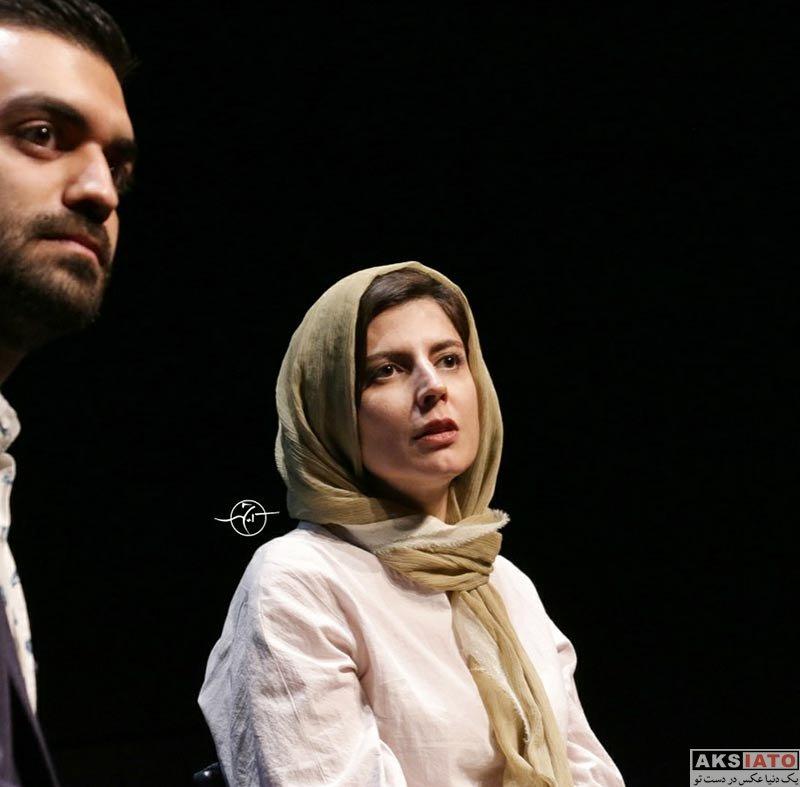 بازیگران بازیگران زن ایرانی  لیلا حاتمی در برنامه اختصای و ویژه در کانادا (4 کس)