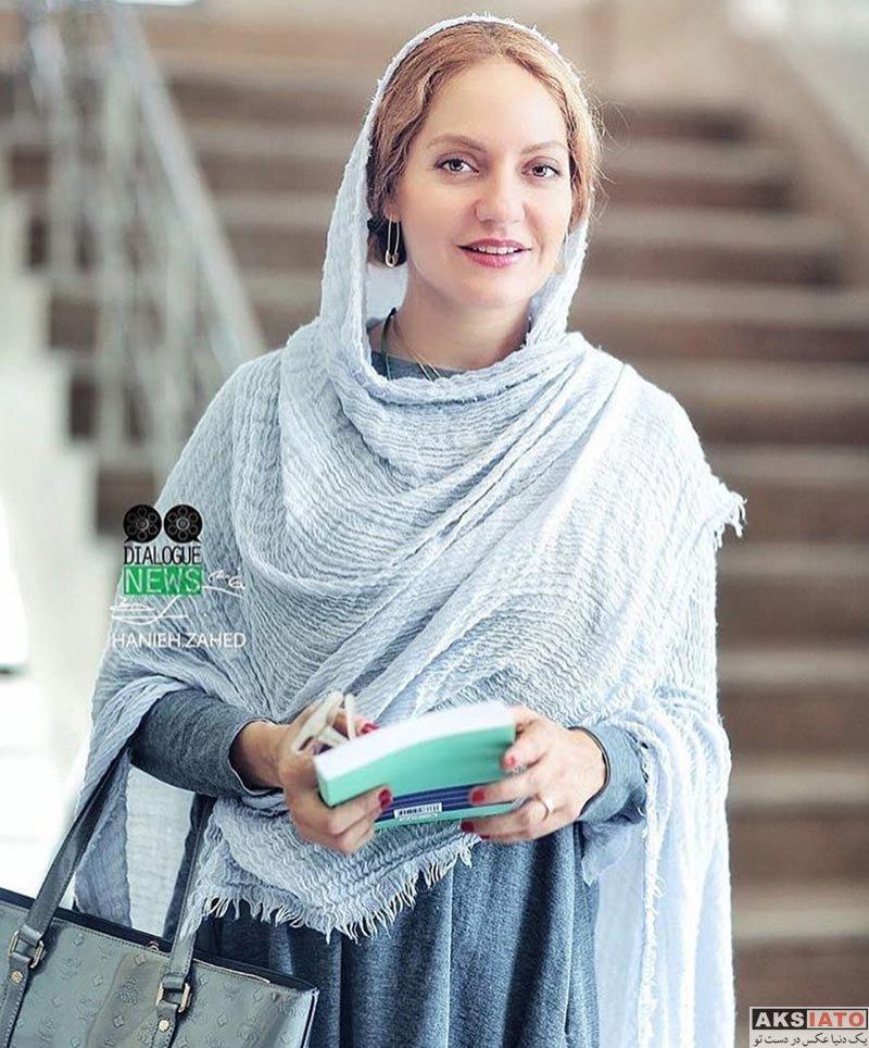 بازیگران بازیگران زن ایرانی  مهناز افشار در اکران خیریه فیلم نهنگ عنبر (3 عکس)
