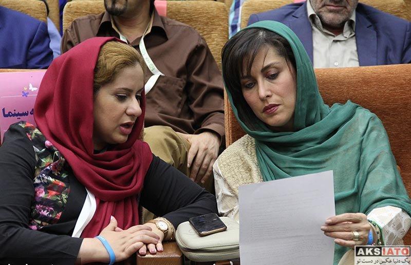 بازیگران بازیگران زن ایرانی  مهتاب کرامتی در اختتامیه جشنواره بینالمللی فیلمهای کودکان و نوجوانان