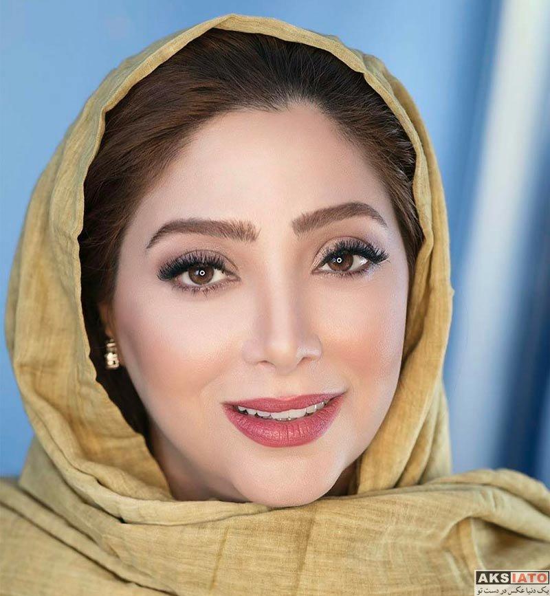 بازیگران بازیگران زن ایرانی  تصاویر مریم سلطانی در تیرماه 96 (5 عکس)