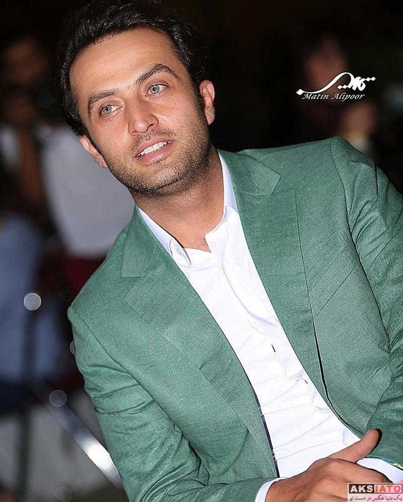 بازیگران بازیگران مرد ایرانی  مصطفی زمانی در سومین جشن عکاسان سینمای ایران