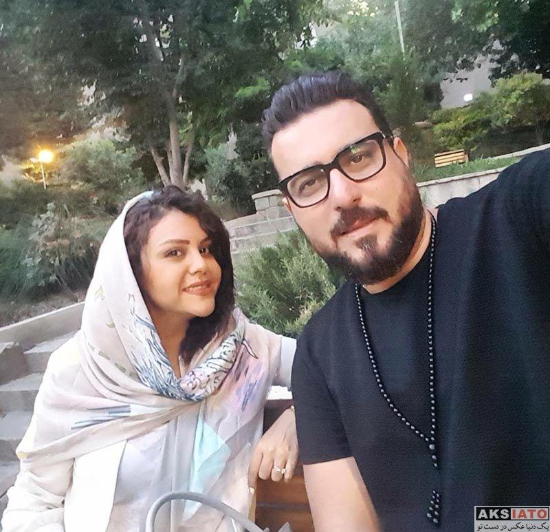 خانوادگی  عکس محسن کیایی و همسرش در سالگرد ازدواجشان