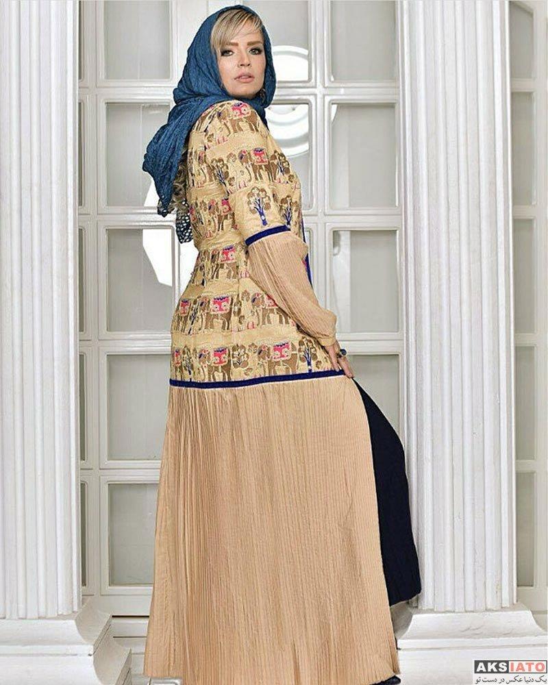 بازیگران بازیگران زن ایرانی  رونمایی سپیده خداوردی از 3 مدل جدید لباسش