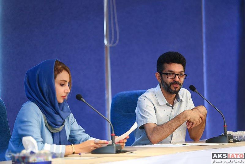 بازیگران بازیگران زن ایرانی  شبنم قلی خانی نشست جشنواره هنرهای نمایشی چرخ و فلک