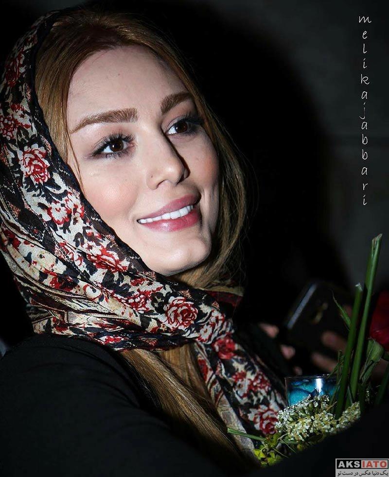 بازیگران بازیگران زن ایرانی سحر قریشی در اکران فیلم کارگر ساده نیازمندیم (5 عکس)