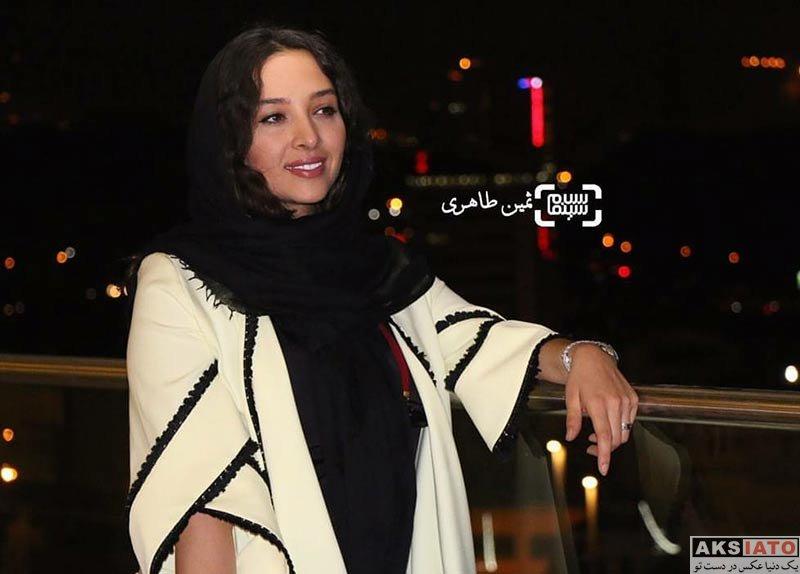 بازیگران بازیگران زن ایرانی  آناهیتا درگاهی در اختتامیه ششمین جشنواره فیلم شهر (4 عکس)