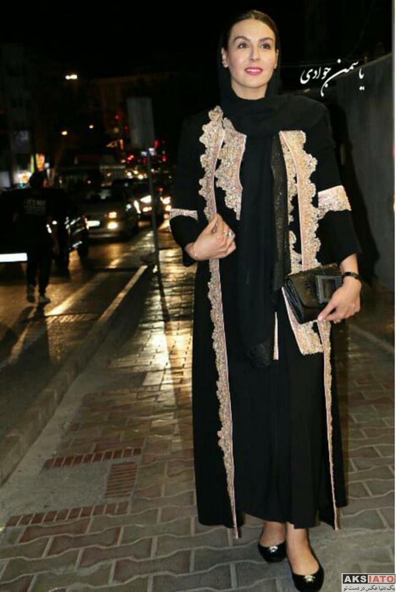 بازیگران زن ایرانی جشن حافظ  آزیتا ترکاشوند در هفدهمین جشن حافظ (3 عکس)