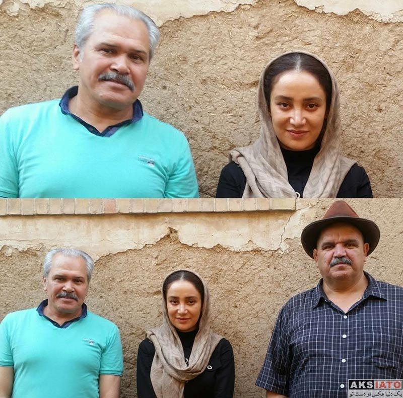 بازیگران بازیگران زن ایرانی  عکس های بهاره افشاری در مردادماه ۹۶ (5 تصویر)