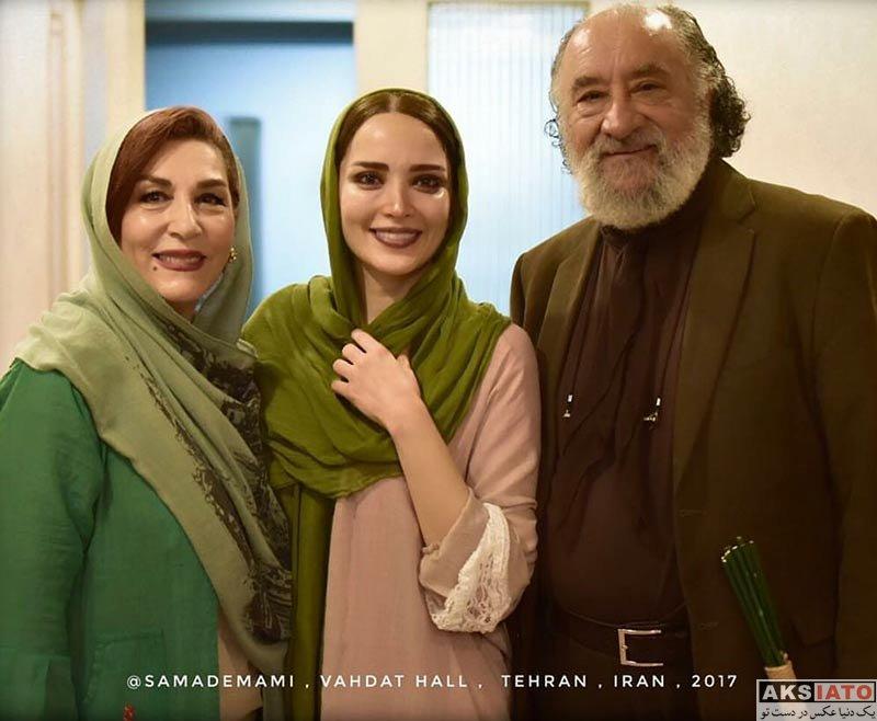 بازیگران بازیگران زن ایرانی  عکس های بهنوش طباطبایی در مردادماه ۹۶ (۵ تصویر)