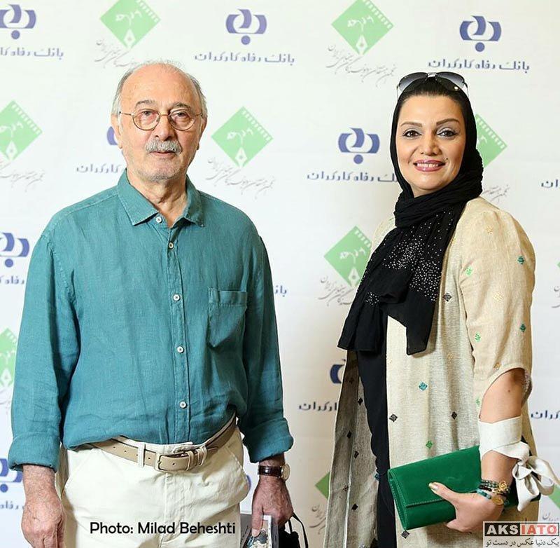 بازیگران بازیگران زن ایرانی جشن منتقدان و نویسندگان  الهام پاوه نژاد در یازدهمین جشن منتقدان و نویسندگان سینمای ایران