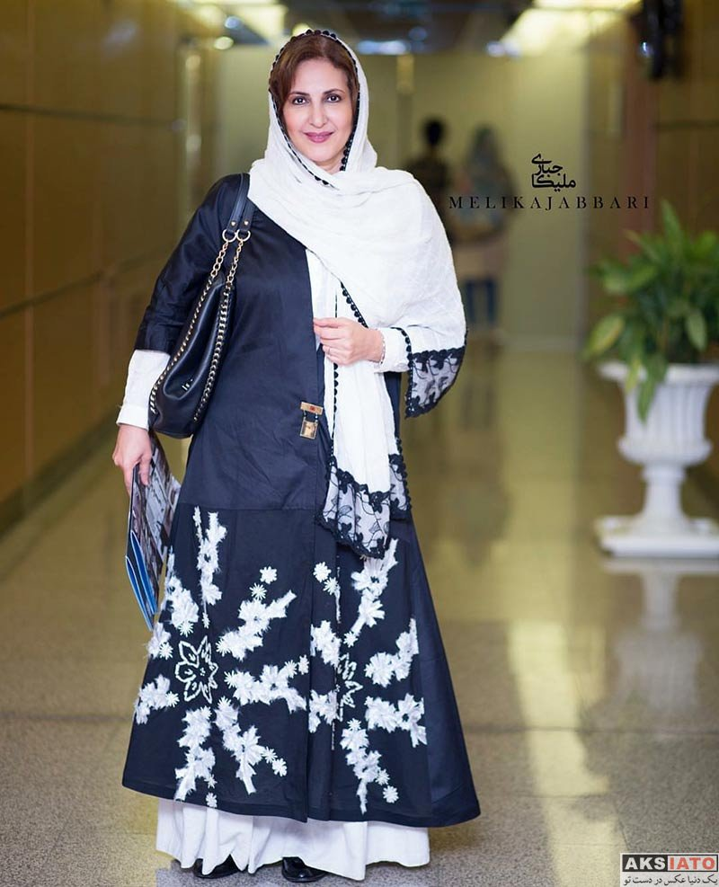بازیگران بازیگران زن ایرانی  فاطمه گودرزی در اختتامیه ششمین جشنواره فیلم شهر (3 عکس)
