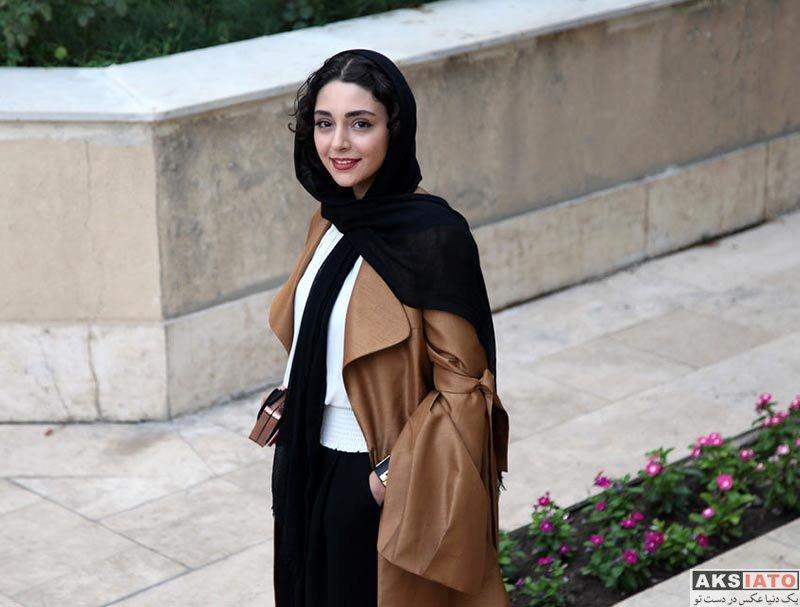 بازیگران بازیگران زن ایرانی جشن منتقدان و نویسندگان  هستی مهدوی فر در یازدهمین جشن منتقدان و نویسندگان سینمای ایران