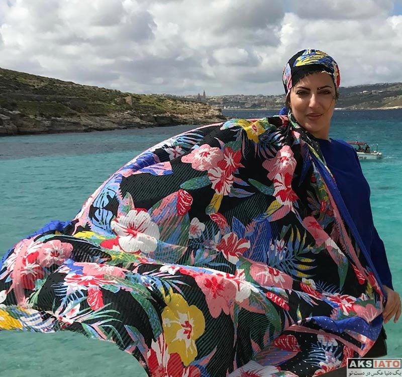 بازیگران بازیگران زن ایرانی  هلیا امامی بازیگر نقش سپیده در سریال لژیونر (7 عکس)