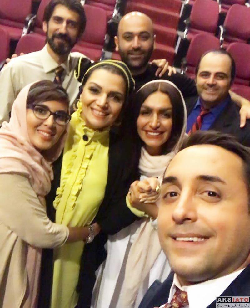 بازیگران بازیگران زن ایرانی  لیلا بلوکات در نمایش «سيستم گرون هلم»