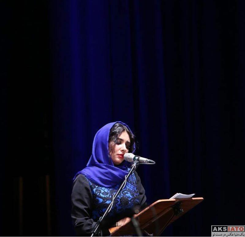 بازیگران بازیگران زن ایرانی  لیندا کیانی در ارکستر سمفونیک تهران (5 عکس)