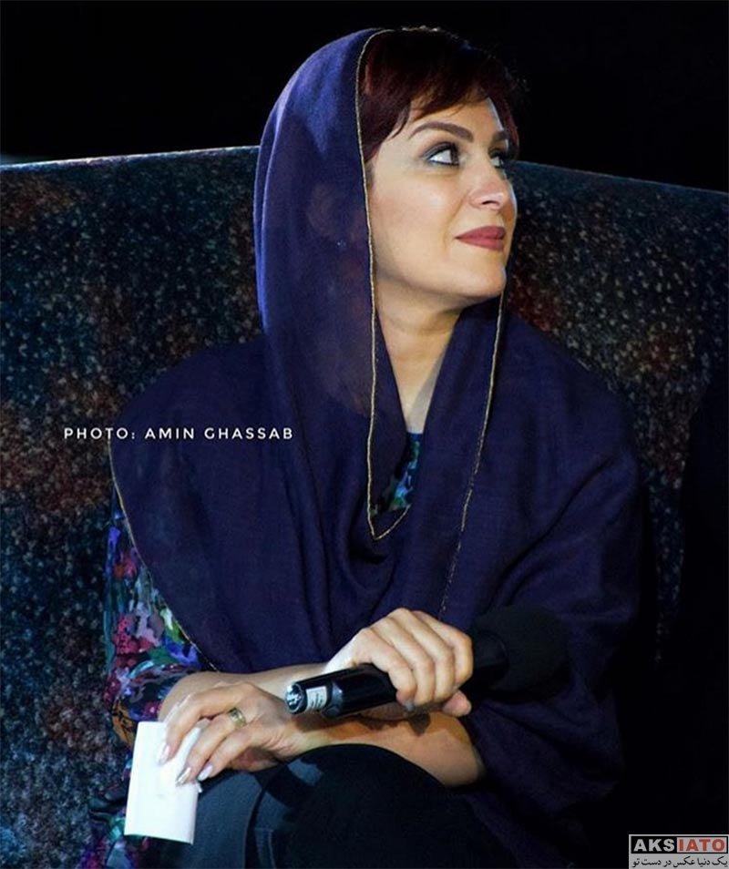 بازیگران بازیگران زن ایرانی  عکس های ماه چهره خلیلی در مردادماه ۹۶ (6 تصویر)