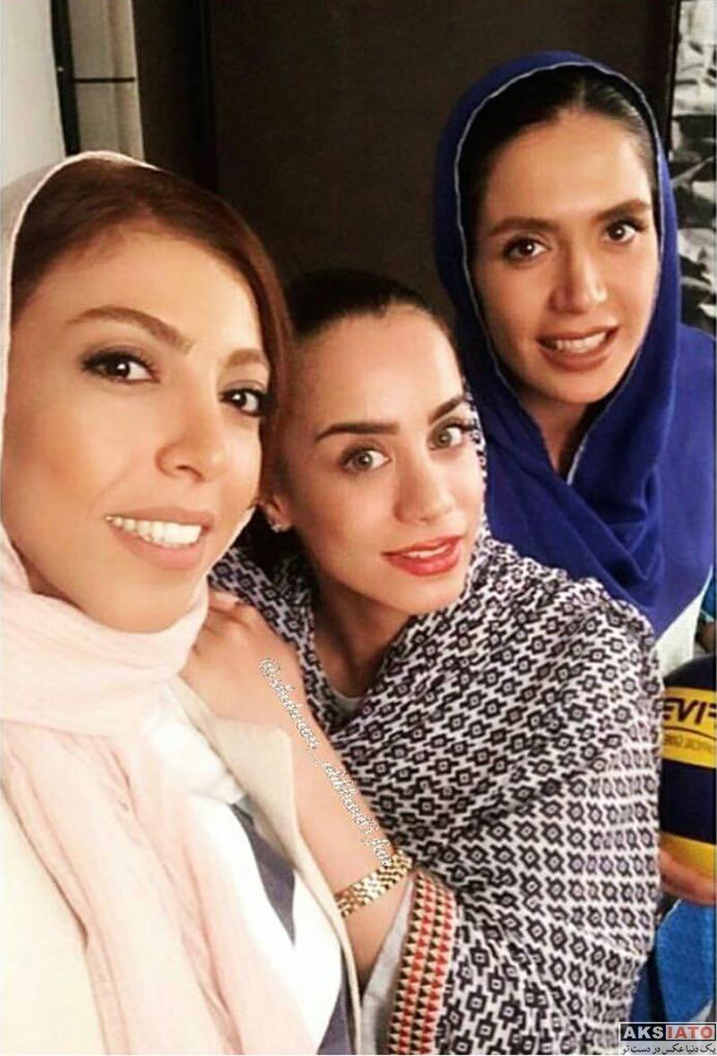 ورزشکاران ورزشکاران زن  مهسا صابری در دفتر روزنامه همشهری (2 عکس)